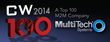 Multi-Tech Systems Named Among Distinguished CW 100