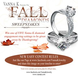 Fall for Diamonds Sweepstakes