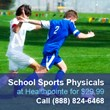 School Sports Physicals and Other Physicals at Healthpointe for as Low...