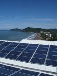 solar racking, solar mounting system, Costa Rica