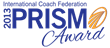 ICF Washington State Announces the 2013 Prism Award Recipient