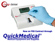 QuickMedical is now the authorized government distributor of the Coag-Sense system.