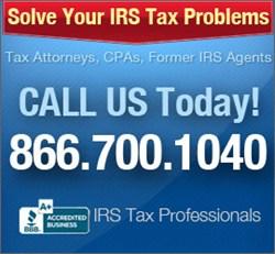 Call Fresh Start Tax