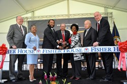 Fisher House Foundation Dedicates Latest Facility at Michael E. DeBakey VA Medical Center