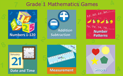 Learnhive Grade 1 Math Games
