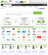 Compare and Recycle Website
