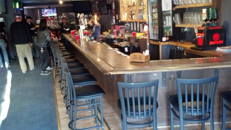 Restaurant furniture supply teams up with badger s pub in