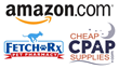 CheapCPAPSupplies.com and FetchRx Pet Pharmacy Now Available on Amazon