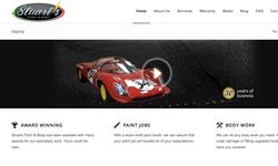 eCommerce, Ferrari, F-40, Body shop, Dallas, Fast N Loud
