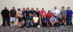 PCU Volunteers pack 20,417 meals at Second Harvest Heartland