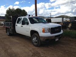 2012 Flatbed for sale at auction in Durango Colorado
