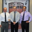 Left to Right: Steve DeWitt – CEO, Jeff Hohman – President, Scott DeWitt – Vice President