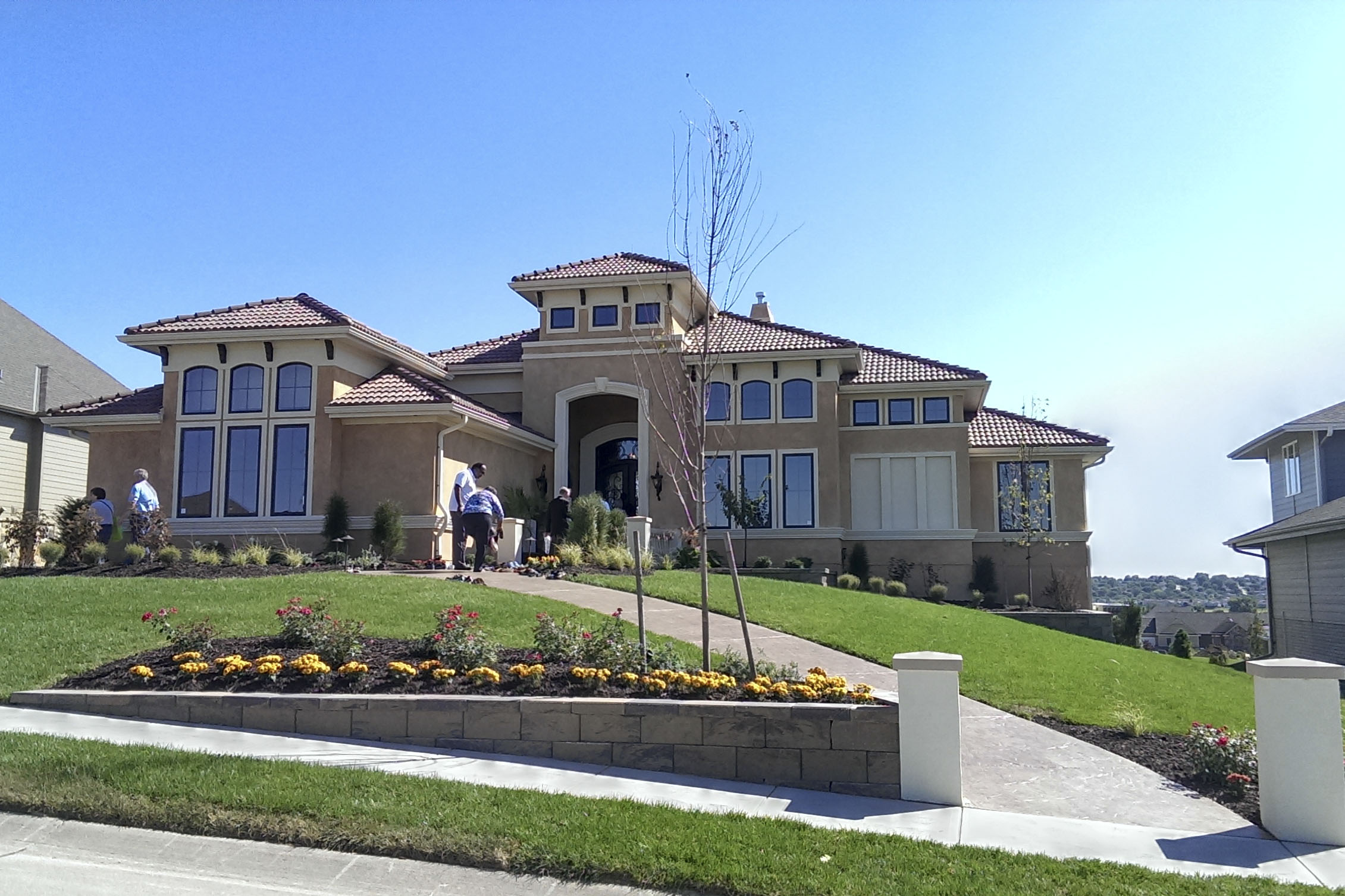 Omaha home designer advanced house plans featured in 2013 for Advanced home designs