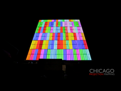 Chicago Projection Mapping - Permanent Installations for Business