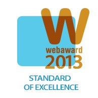 2013 - Standard of Excellence Award