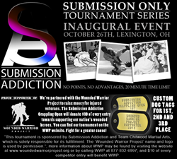 Team Chitwood Martial Arts & Fitness Submission Addiction Tournament Website