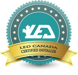 LED Certified Installer