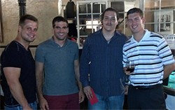 March of Dimes Charity Poker Tournament Winners