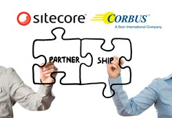 Corbus and Sitecore Partnership