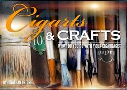 cigar box crafts