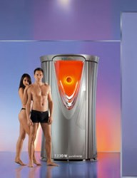 UV Indoor Tanning Booth