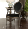 uttermost cecily, occasional chair 23078. accent furniture