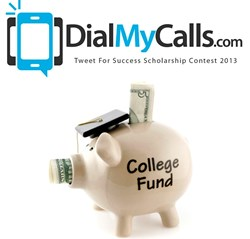 dialmycalls-tweet-for-success-scholarship