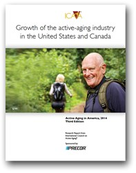Active Aging in America, 2014, Third Edition