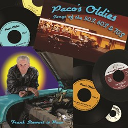 Paco's Oldies: Songs of the 50s, 60s & 70s