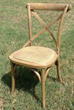 Classic Design Cross Back Chair IC001