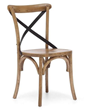 Zuo Modern Union Square Chair Natural 98001
