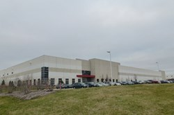 UTi's Chicago contract logistics warehouse