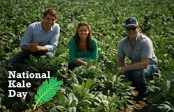 Inaugural National Kale Day October 2