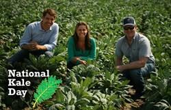 Inaugural National Kale Day October 2