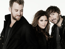 Lady Antebellum tour