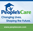 People's Care:  Changing Lives, Shaping the Future.