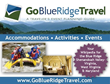Go Blue Ridge Travel Announces Spring Road Trips Covering Music...