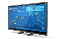 NEC Touchscreen Overlay, Touch Monitor Display