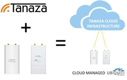 Cloud manage UniFi Outdoor and Rocket M2