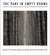 Pane in Empty Rooms Kickstarter Project Card