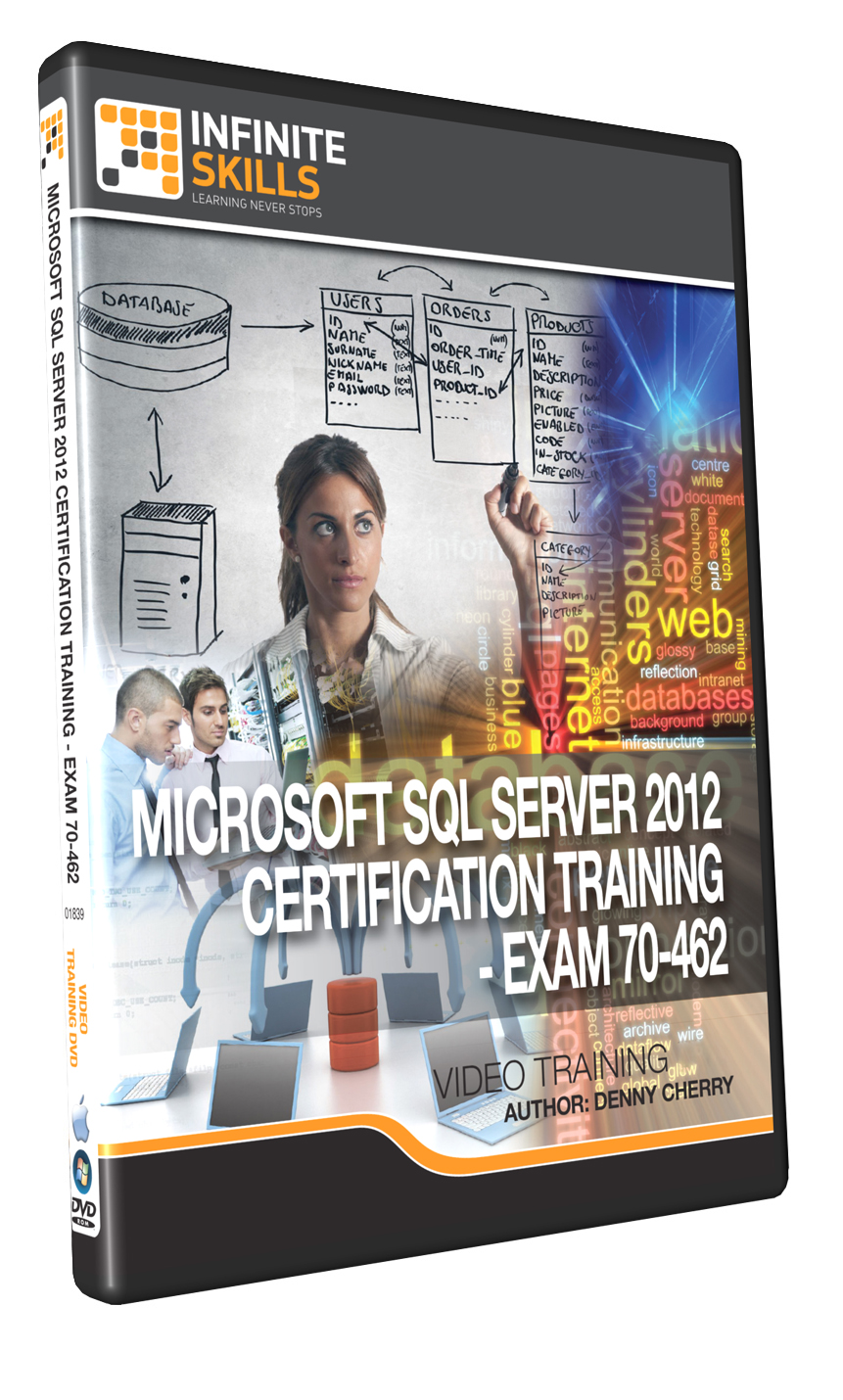 Infinite Skills Microsoft Sql Server 2012 Certification Training