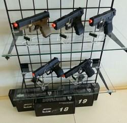 airsoft guns, Nanuet