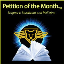 Writ of the Month