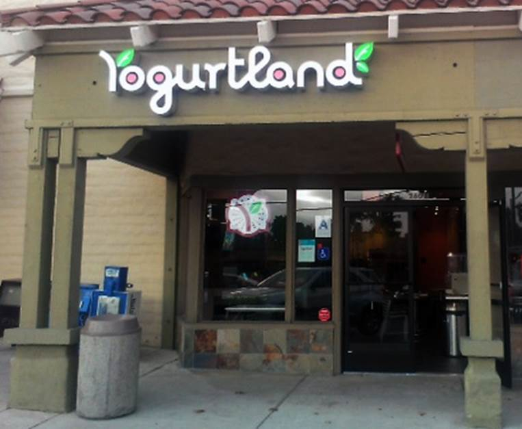 Yogurtland Celebrates 250th Location With New Store In