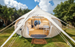 Bell Tent in Cornwall, England - from $115 per night