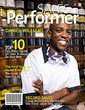 Sales Performer Magazine Cover