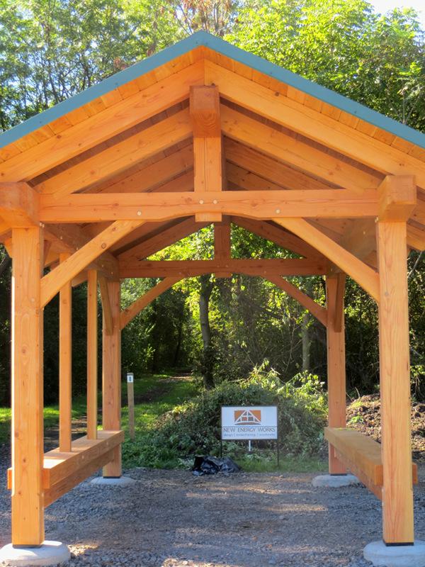 Dr John Wright Memorial Pavilion Raised By New Energy