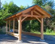 Dr. John Wright Memorial Pavilion Raised by New Energy Works...