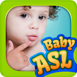 Baby Sign Language Deluxe icon