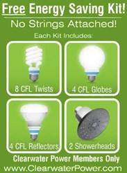 Clearwater Power home efficiency kit